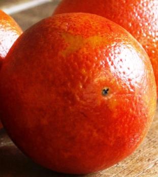 Image of Orange oil, Blood, Italy